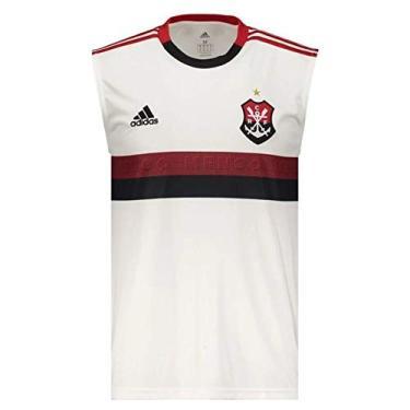 Regata Braziline Flamengo Found - Branco