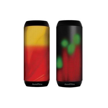 Caixa De Som Soundshine Es 300 El Shaddai Sem Fio Bluetooth
