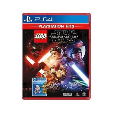 Jogo LEGO Star Wars: O Despertar da Força - Playstation Hits - PS4