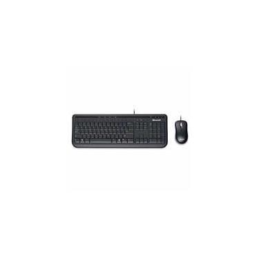 Kit multimidia wired 600 (teclado/mouse) preto AP-B00005I Microsoft CX 1 UN