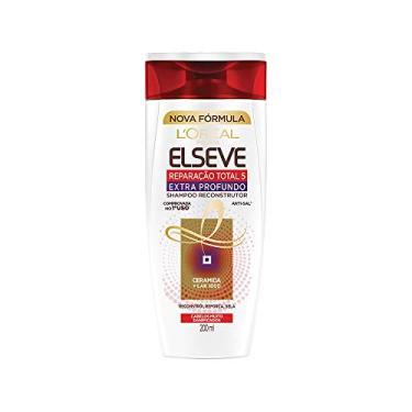Shampoo Reparação Total 5 Extra Profundo Elseve 200 ml, L'Oréal Paris
