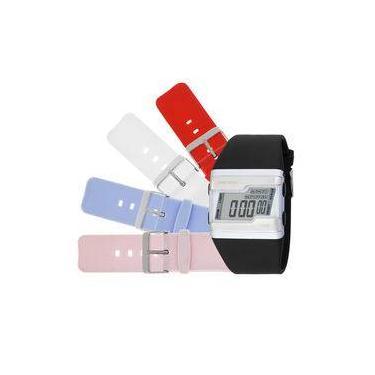 91a11a84bee8f Relógio de Pulso Mormaii Troca pulseira   Joalheria   Comparar preço ...