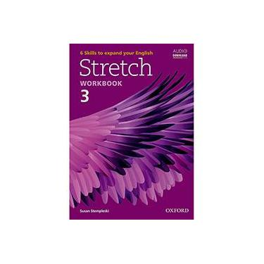 Stretch - Level 3 - Workbook - Susan Stempleski - 9780194603263