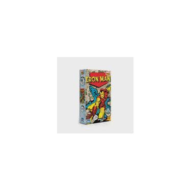 Imagem de Quebra-Cabeça 500 Peças Nano - Marvel Comics - Homem de Ferro - Toyster