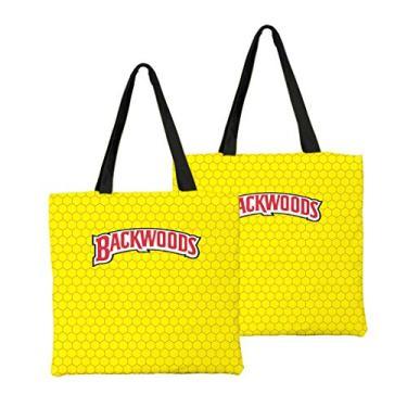 Bolsa de ombro feminina de alta capacidade, bolsa de ombro de lona, bolsa para laptop, moda urbana combinando, Macio, 7, One_Size