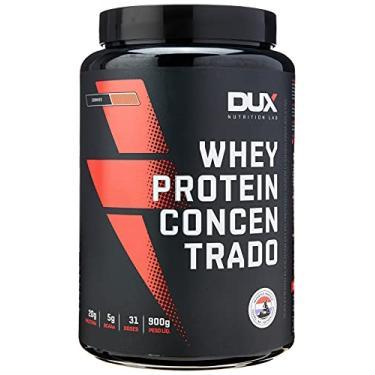 Whey Protein Concentrado Pote (900G) - Sabor Cookies, Dux Nutrition