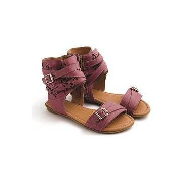 Sandália T Pisa Purple Pearl Tip Toey Joey
