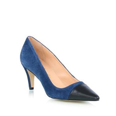 015e710da Sapato R$ 140 ou mais Feminino Scarpin Preto Salto Médio | Moda e ...