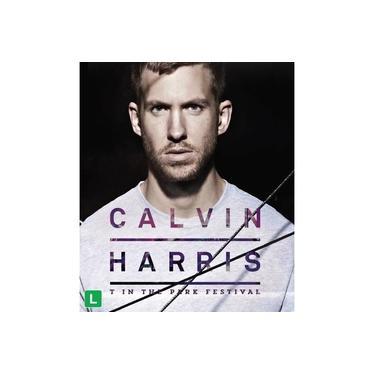 DVD Calvin Harris - Live T In The Park