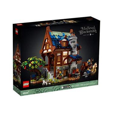 Imagem de Lego Ideas Medieval Blacksmith 21325 (2164 Peças)