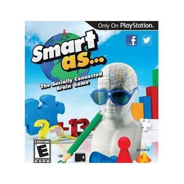 Jogo Smart As Para Playstation Vita Ps Vita
