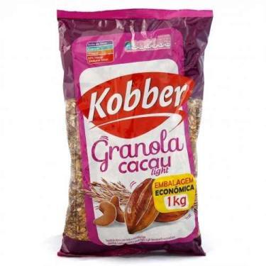 Granola Com Cereais Cacau Natural Light (1kg)
