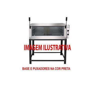 Forno elétrico industrial para pães, bolos e pizzas FERI80 220V Venâncio