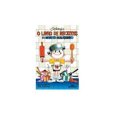 O Livro de Receita do Menino Maluquinho - Ziraldo - 9788506062975