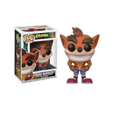 Boneco Funko Pop Crash Bandicoot - Crash 273