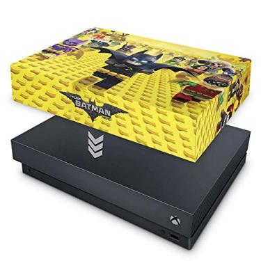 Capa Anti Poeira para Xbox One X - Lego Batman
