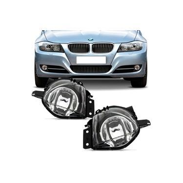 Farol de Milha BMW Série 3 318 320 325 2009 2010 2011 2012 Auxiliar Neblina