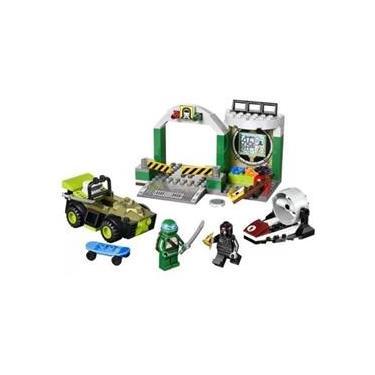 Imagem de Lego Juniors Easy To Build Toca Das Tartaruga - 10669