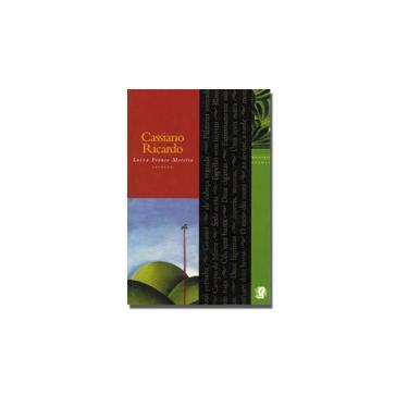 Melhores Poemas De Cassiano Ricardo - Luiza Franco Moreira - 9788526007925
