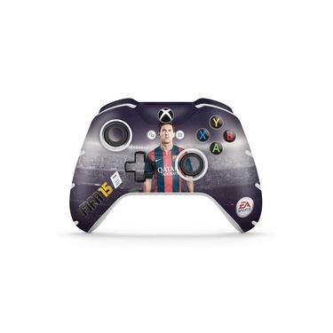 Skin Adesivo para Xbox One Slim X Controle - Fifa 15