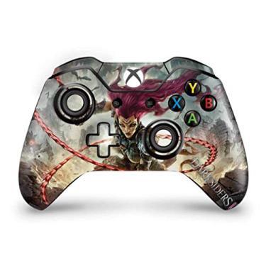 Skin Adesivo para Xbox One Fat Controle - Darksiders 3