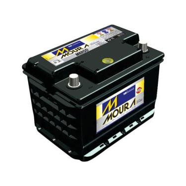 Bateria de Carro Moura Flooded Advanced - 60Ah 12V Polo Positivo 60GD