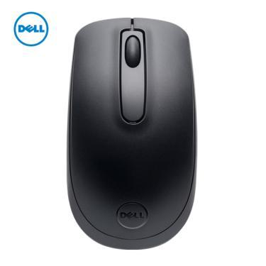 Imagem de Mouse óptico sem fio dell wm118 2.4ghz, 1000dpi, para computador e pc