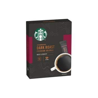 Imagem de Café Solúvel Instantâneo Starbucks, Dark Roast, 1 Caixa