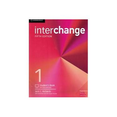 Interchange Level 1 Student's Book with Online Self-Study - Jack C. Richards - 9781316620311