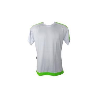 Camiseta Esportes Proteção Solar Dry Atividades Passeio Casual