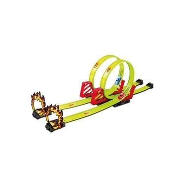 Imagem de Super Pista De Corrida Looping 360º Com 2 Carros De Corrida - 68816