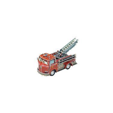 Imagem de Quebra-Cabeça 3D Disney Carros Red - DTC 3806