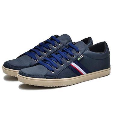 Imagem de Sapatenis Medelín Casual SF Shoes - Azul (41)