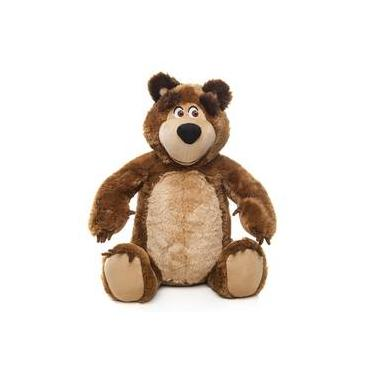 Masha E O Urso Pelúcia Urso - Estrela c40e5622e4562
