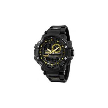 af4a54e9d41 Relógio Masculino Mormaii Esportivo Anadigi MO0949N 8Y