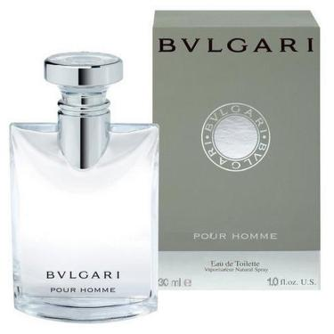 c27c0f9bb75 Perfume Bvlgari Pour Homme Masculino 30ml