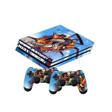Skin PS4 Pro Just Cause 3
