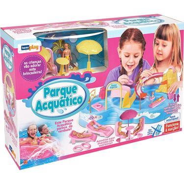 Imagem de Parque Acquatico Home Play Aquatico Xplast Homeplay 8002