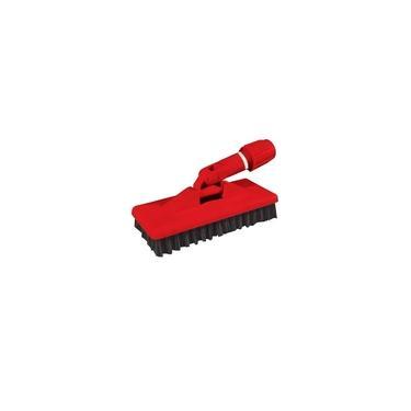 Escova Reforçada com Suporte Vermelho MVSE60VM - Bralimpia