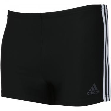 Sunga Boxer adidas Fit 3 Stripes Swim - Adulto adidas Masculino