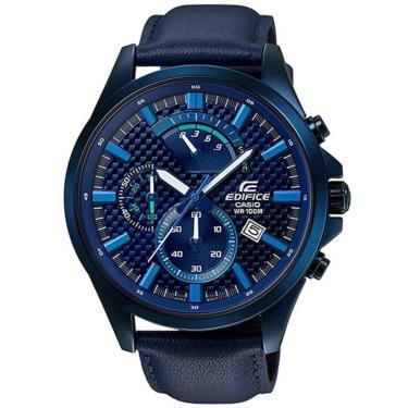 0ea6f0c3d97 Relógio Masculino Casio Edifice Efv 530bl 2avudf - Azul