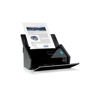 Scanner Fujitsu Scansnap Ix500 Duplex Colorido A4 - Aad E Usb 3.0