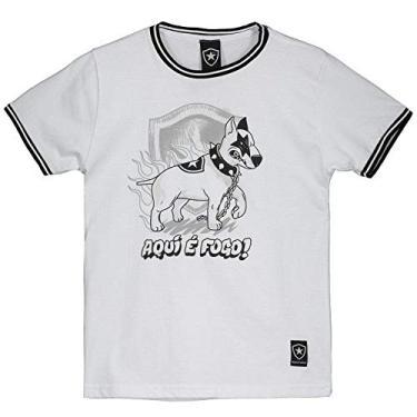 Camiseta Botafogo Vem Pegar Juvenil 5484238b923