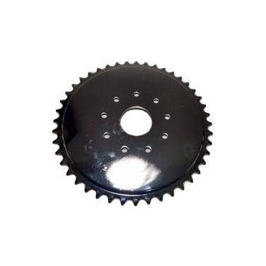 Coroa 44 Dentes Para Kit Motor Bicicleta Motorizada Moskito