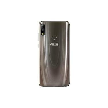 "Imagem de Smartphone Asus Zenfone MAX Pro M2 64GB Android 9.0 Tela 6.26"" Câmera Dupla 12 MP + 5 MP - Titanium"
