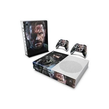 Skin Adesivo para Xbox One Slim - Metal Gear Solid V
