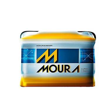 Bateria Moura 60 Amperes - M60GD MGE2 SLI
