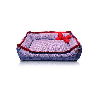 Cama Pet Silver Flower PP - FerPet