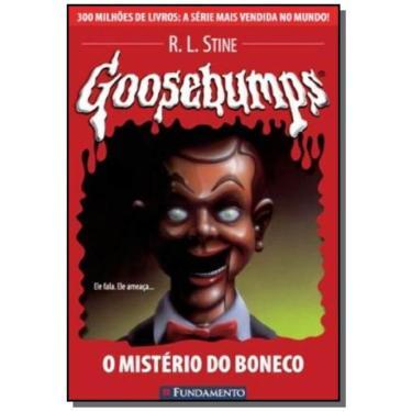 Goosebumps 8 - O Mistério do Boneco - Stine, R. L. - 9788576760320