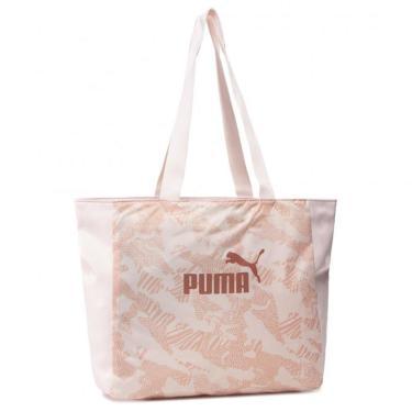 Bolsa Puma Core Up Large Shopper 076971-02, Cor: Rosa, Tamanho: ÚNICO  unissex